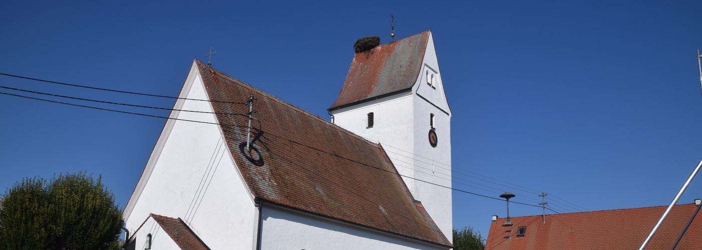 Kirche in Rudelstetten