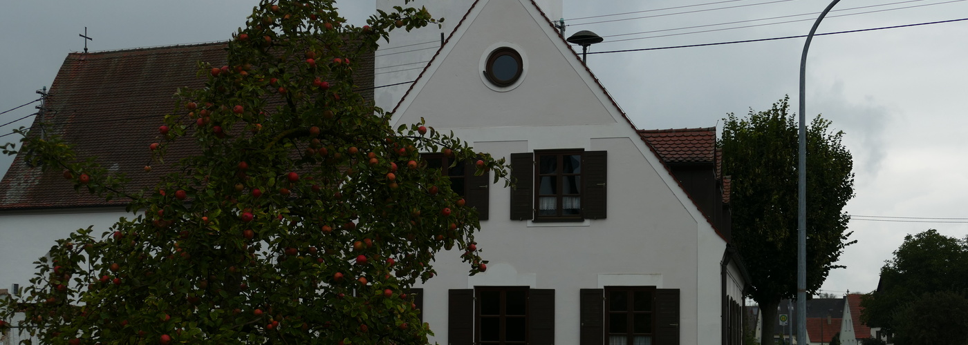 Gemeindehaus in Rudelstetten
